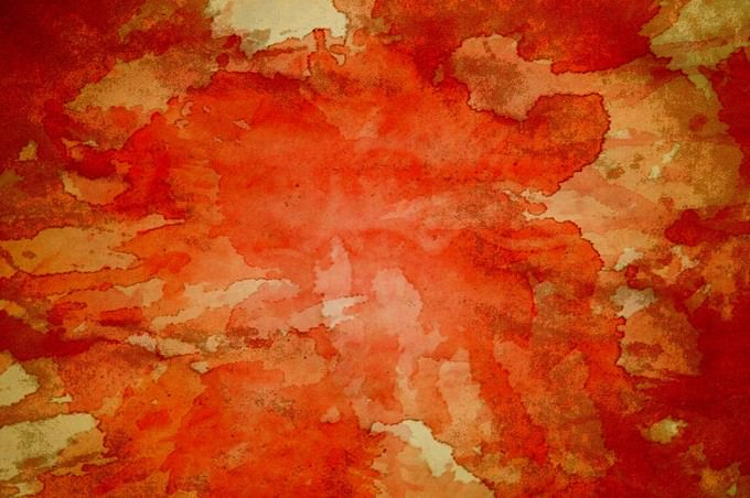 Stained blood Texture