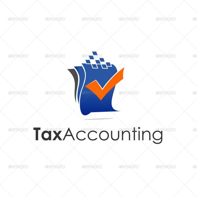 Tax Accounting Logo