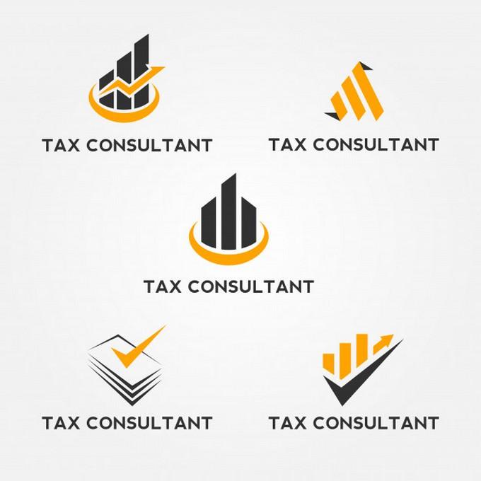 Tax Consultant Logo