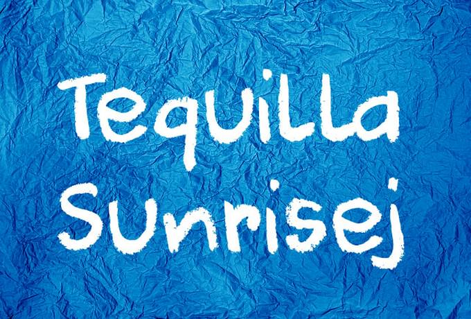 Tequilla Sunrise