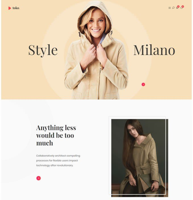 Toko - WooCommerce Multipurpose Theme