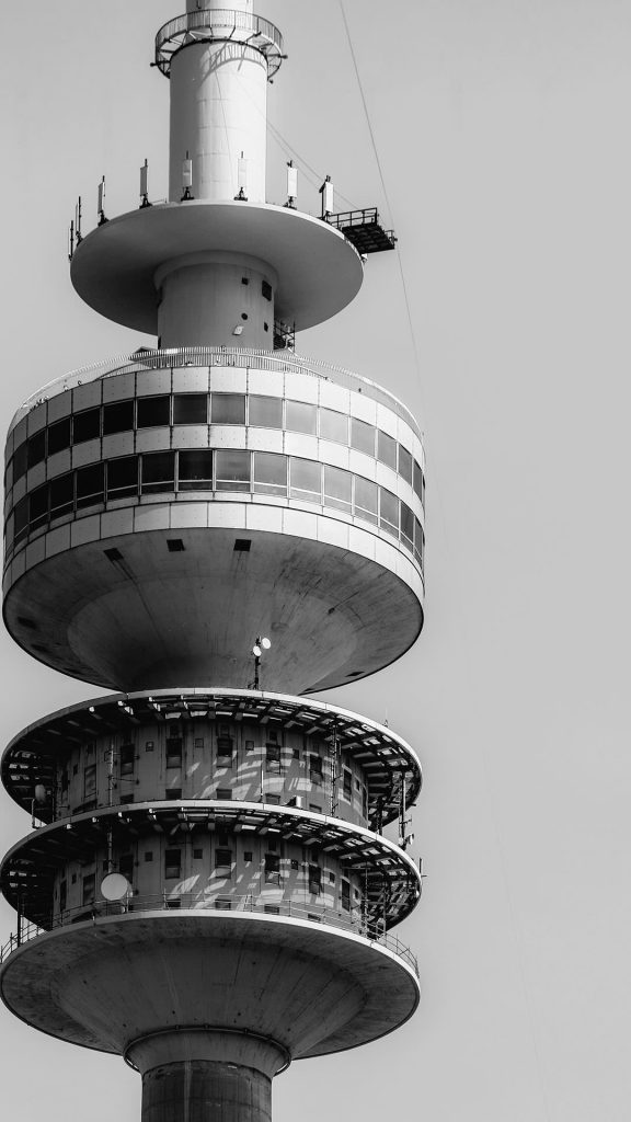 Tower black and white iphone wallpaper 1080×1920