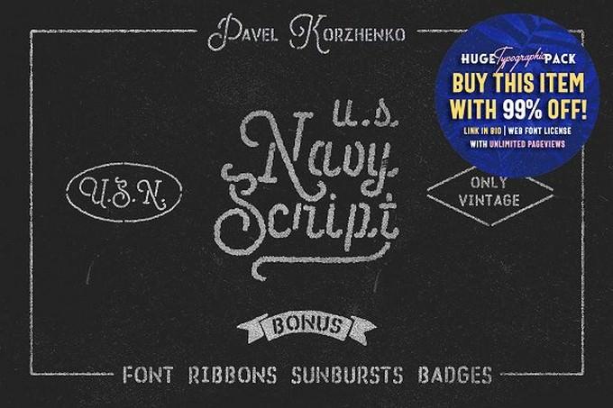 U.S.Navy Script