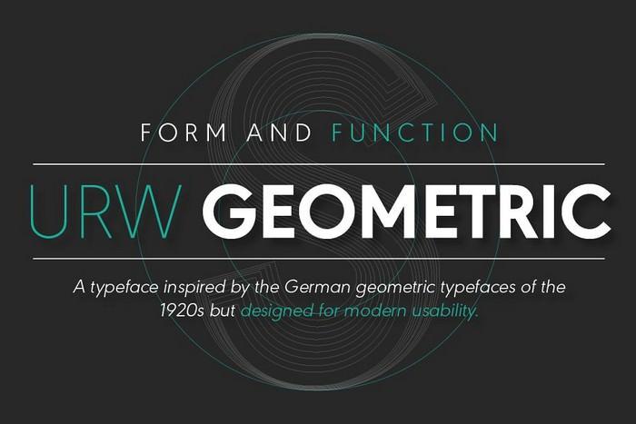 URW Geometric