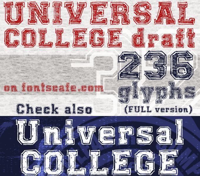 Universal College Draft