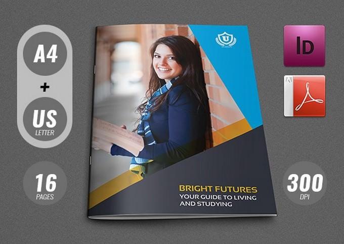 University - College Brochure Template