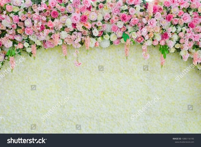 Wedding Decoration Background