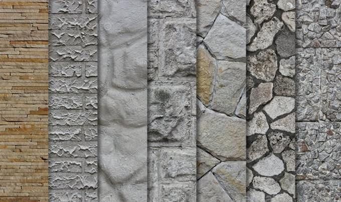 10 Stone Wall Textures