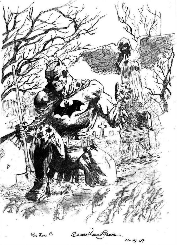 Batman Drawing Download