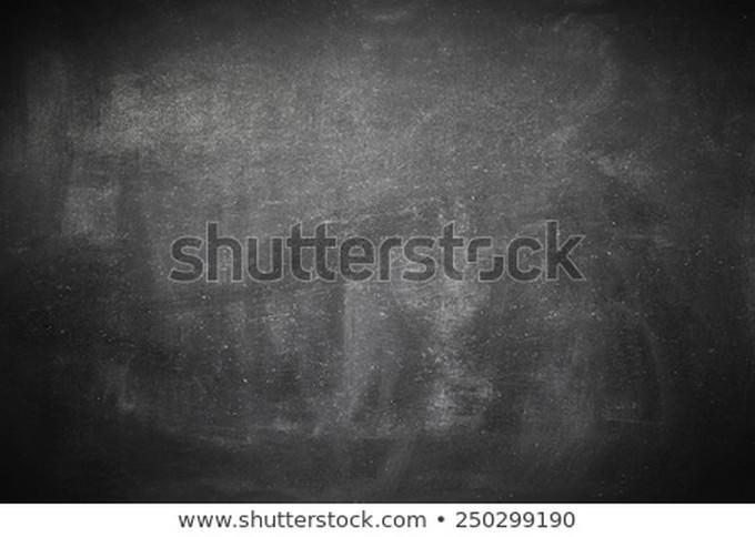 Blank Washed Blackboard