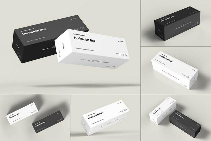 Box Mockup_5x5x15
