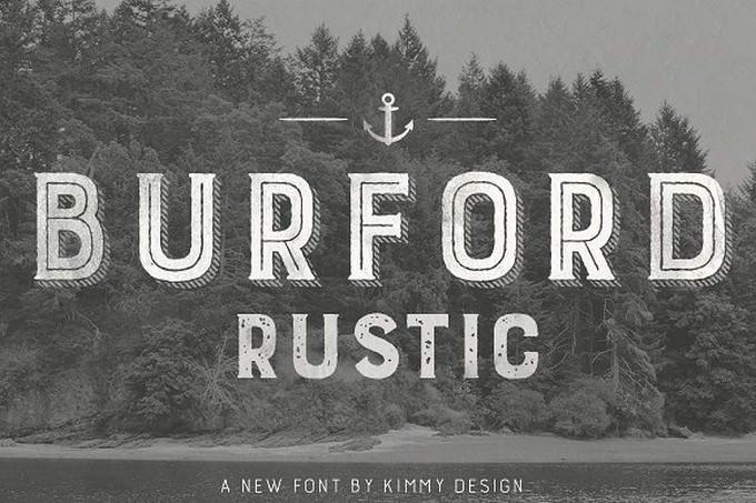 Burford Rustic Pro
