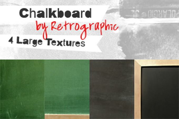 Chalkboard Background # 3