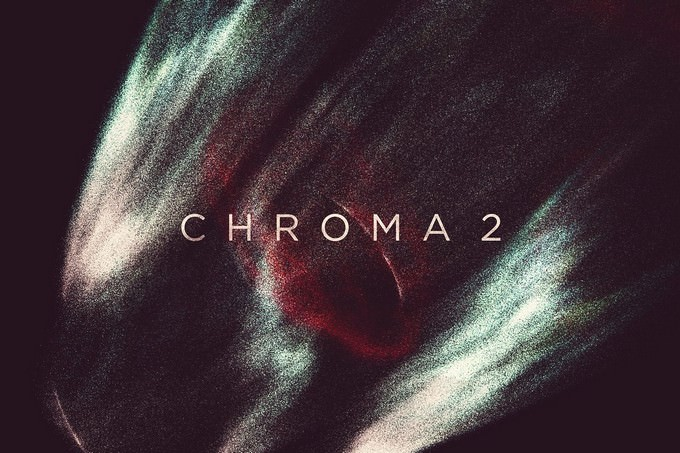 Chroma 2 Abstract Textures