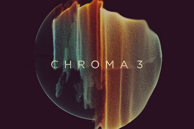 Chroma 3 Abstract Textures