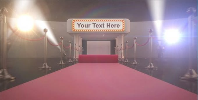 Cinema Intro Template