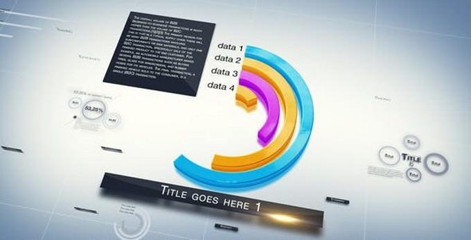 Corporate Presentation Infographic
