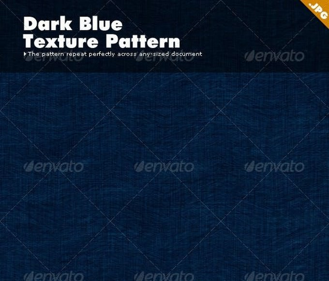 Dark Blue Texture Pattern