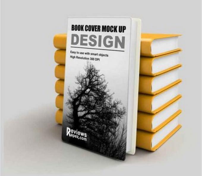 Diary Mockup Design
