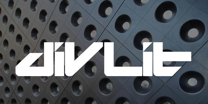 Divlit Techno Font