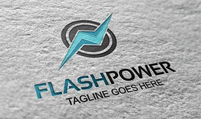 Flash Power Logo