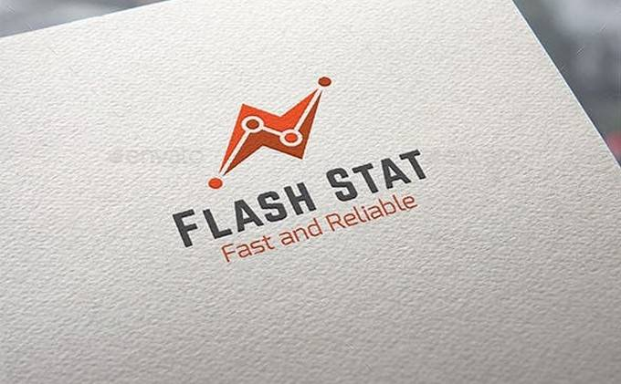 Flash Stat Logo
