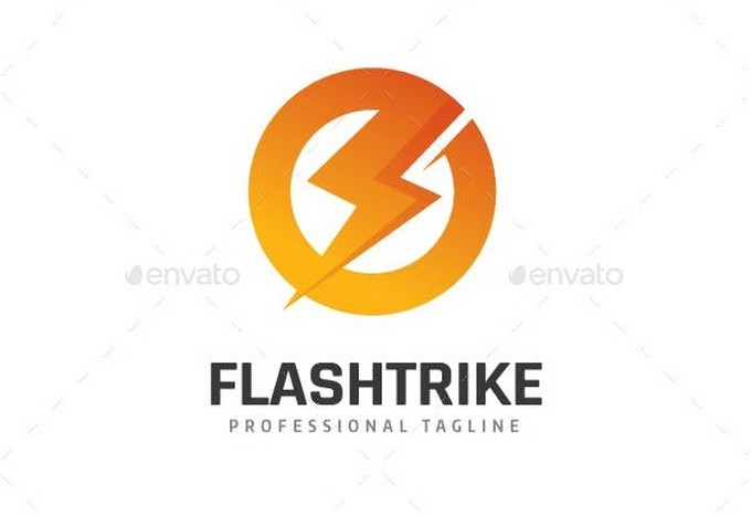 Flash Strike Electric logo