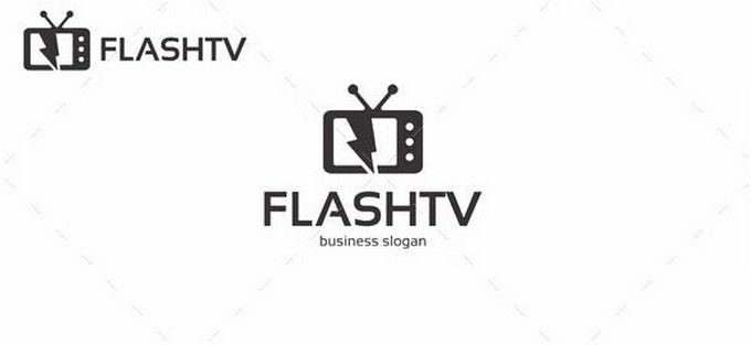 Flash TV Logo