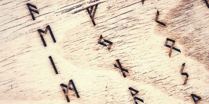 Floki Viking Style Font