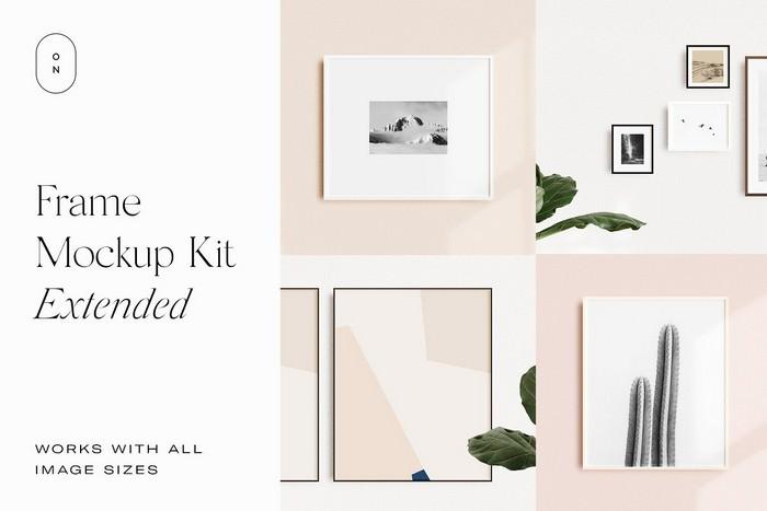 Frame Mockup Kit