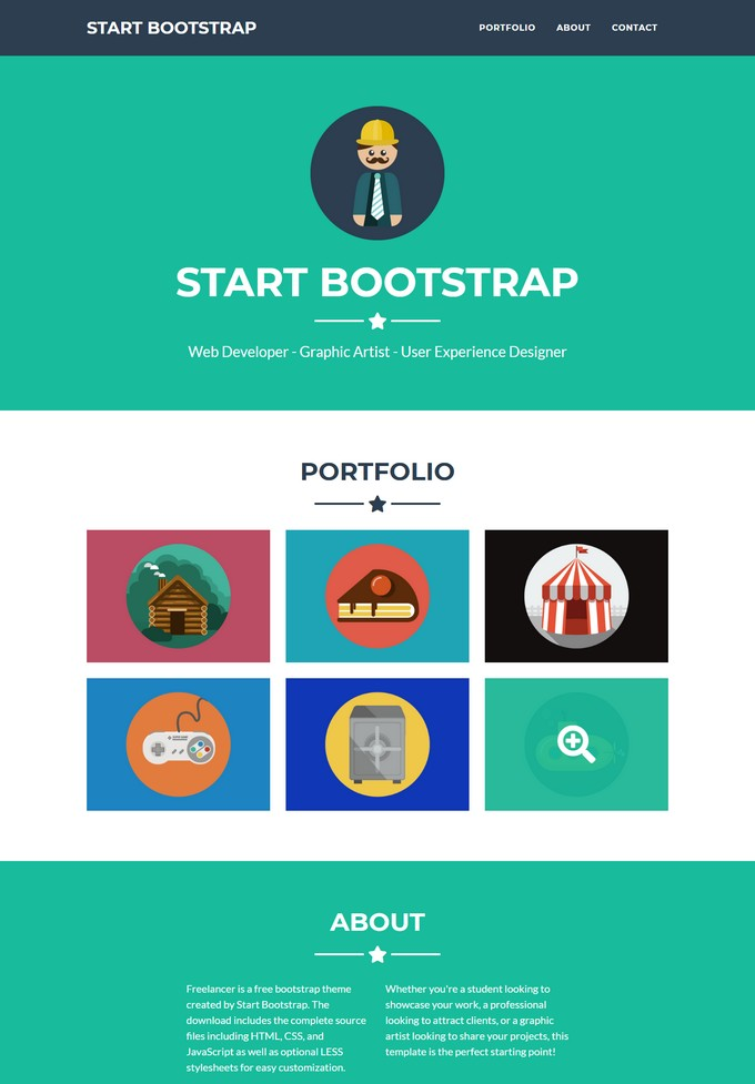 25+ Best Free Bootstrap 4 Website Templates 2019 - Templatefor
