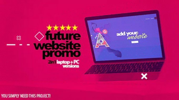 Future Website Promo 2in1