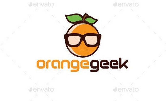Geek Orange Logo
