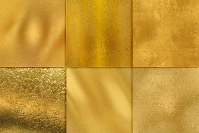 Gold Foil Backgrounds