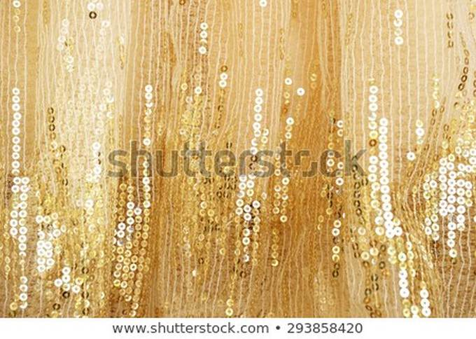 Gold Peach Lace Background