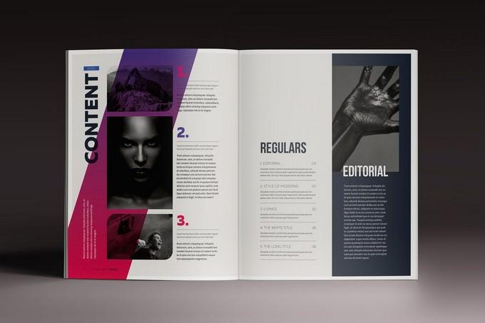 Gradient Magazine