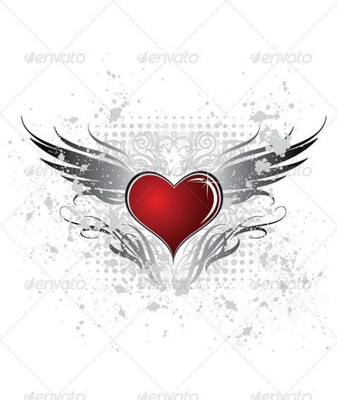 Heart Wing