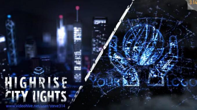 City Lights - Logo Intro