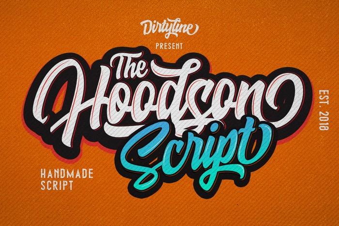 Hoodson Script
