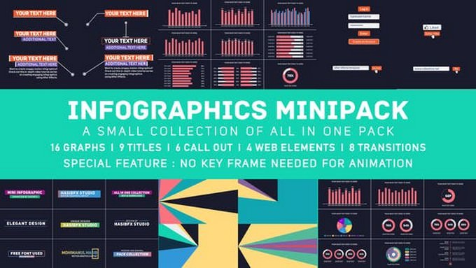 Infographics Minipack