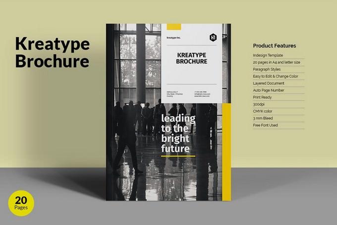 Kreatype Brochure