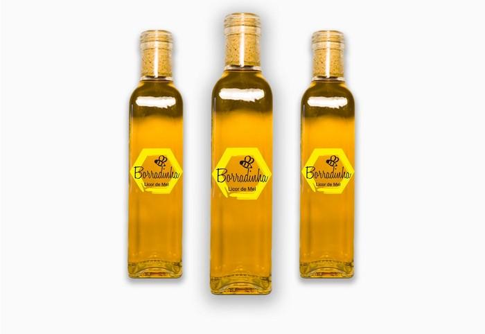 Liquor Bottle - Free PSD Mockup