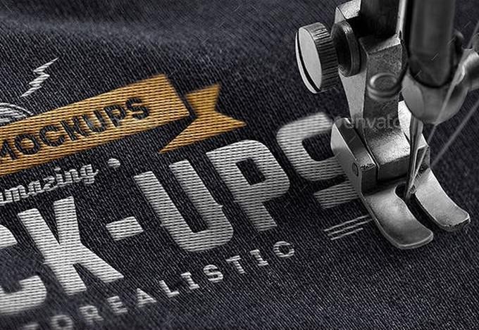 Logo Mock-Ups Vol.1
