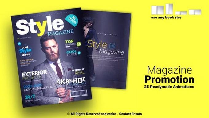 Magazine Promotion