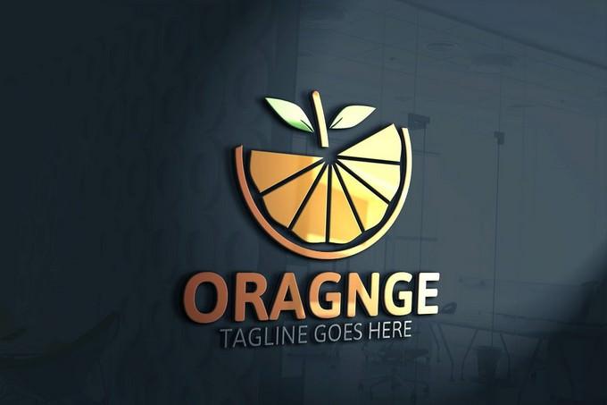 Orange Logo # 1