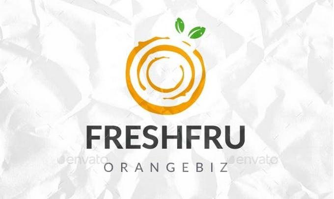 Organic Orange Logo