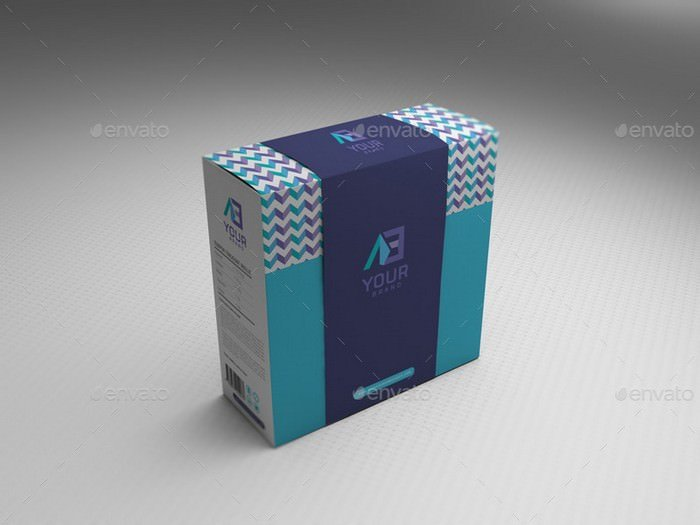 Package Box Mockups Vol1