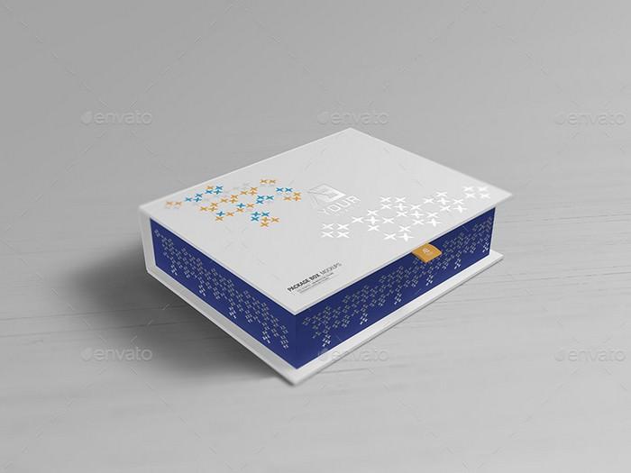 Package Box Mockups Vol7