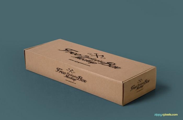 Packaging Box Mockups