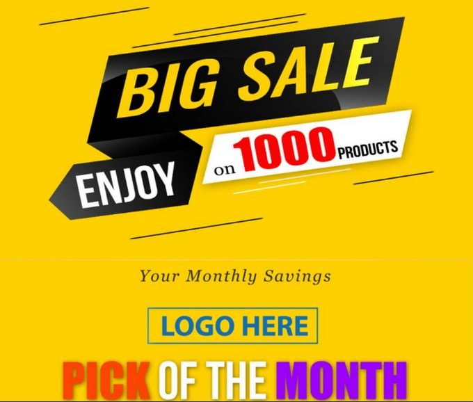 Product Sale Promo After Effects Intro